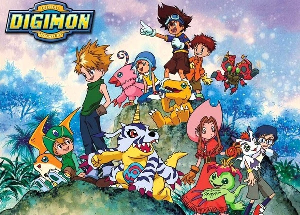 Digimon Adventure Anime Endings (ED)