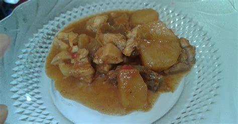 resep kari ayam india enak  sederhana cookpad