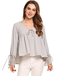 80% Off Coupon Code For Women Blouses & Button-Down Shirts