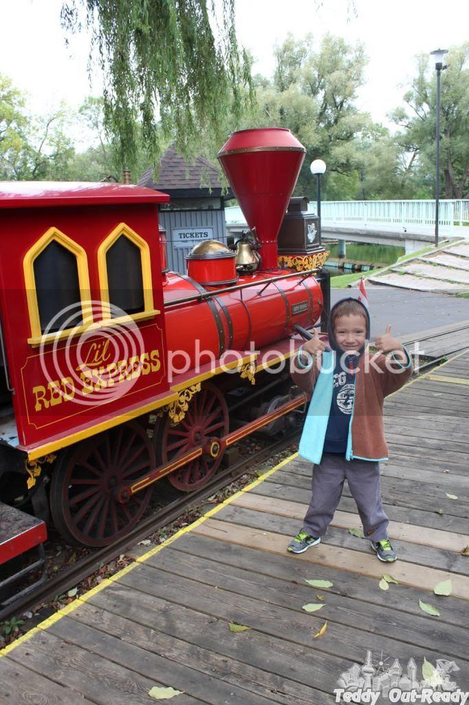 Centreville Train