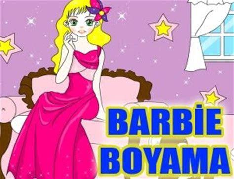 barbie boyama