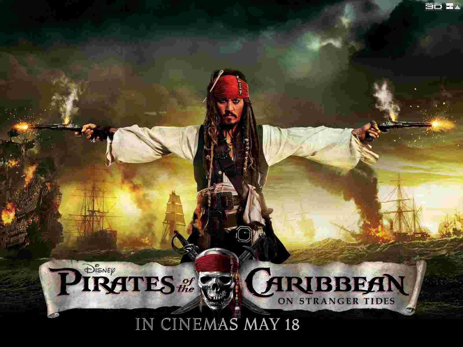 Barbossa From Pirates Of The Caribbean Desktop Wallpaper 1600x1200