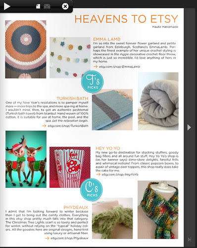 Phydeaux Designs in Delish Magazine