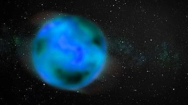 Una galaxia poblada de planetas errantes