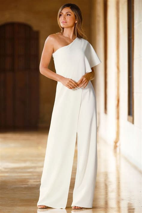 Classy Jumpsuits For Weddings