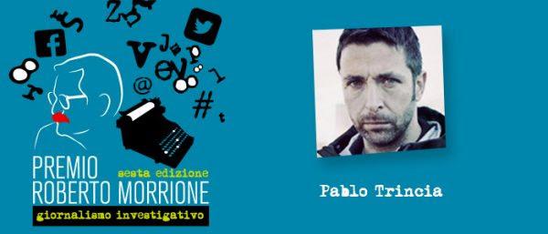 I tutor della sesta edizione.  Intervista a Pablo Trincia