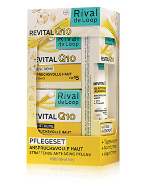 Rival de Loop Pflegeset Revital Q10