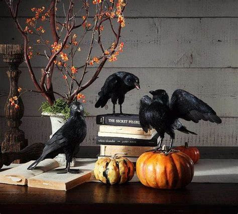 40 Awesome Fall And Halloween Decor Ideas   EcstasyCoffee