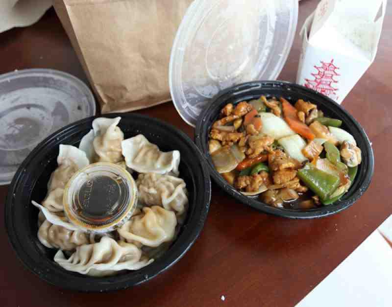 Review of New Hong Kong Chinese Food 33316 Restaurant 1303 SE