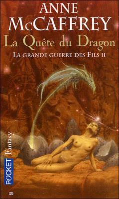 Couverture La Ballade de Pern, tome 02 : La Quête du dragon