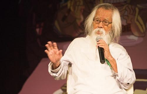 Pak Samad dibawa ke DBP lancar gerakan seni