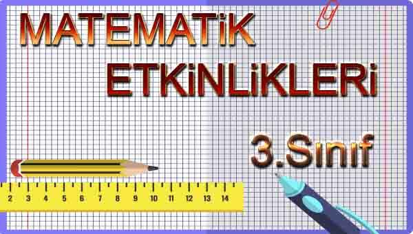 3sınıf Matematik 1 ünite Değerlendirme Etkinliği Meb Ders
