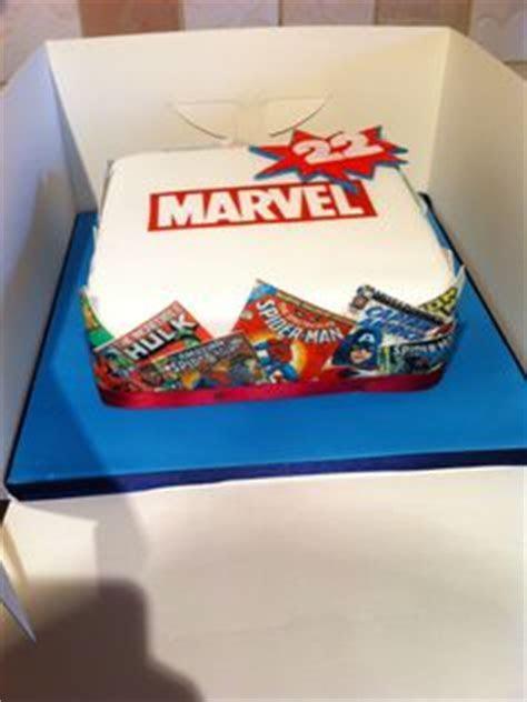 1000  ideas about Marvel Cake on Pinterest   Batman Cakes