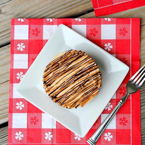 Frozen Chocolate-PB Pie