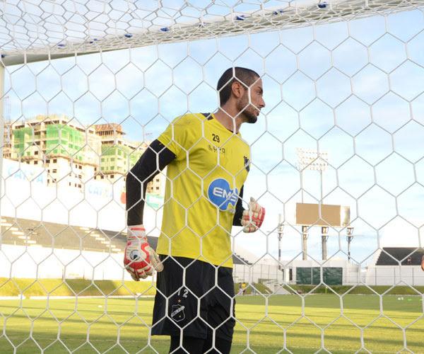 Camilo volta ao gol do ABC, que terá de modificar metade do time