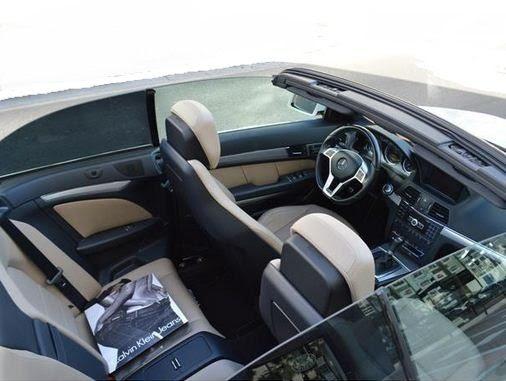 2011 Mercedes Benz E350 CDi Cabrio 4 seater automatic ...