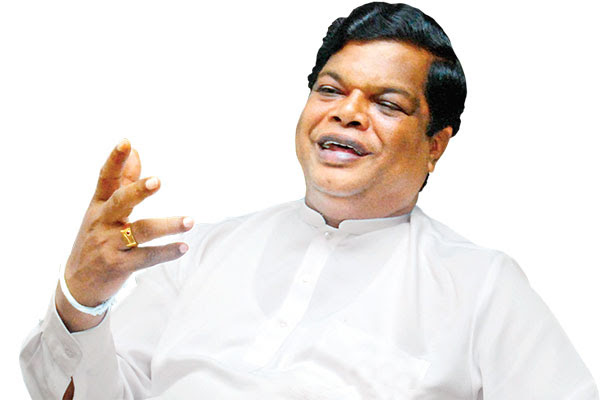Image result for பந்துல குணவர்தன virakesari