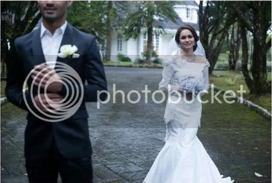 izara aishah pengantin