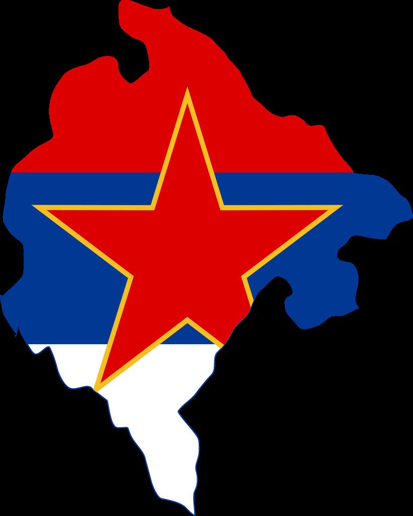 Fileflag Map Of Sr Montenegro 1946 1993 Svg Wikimedia