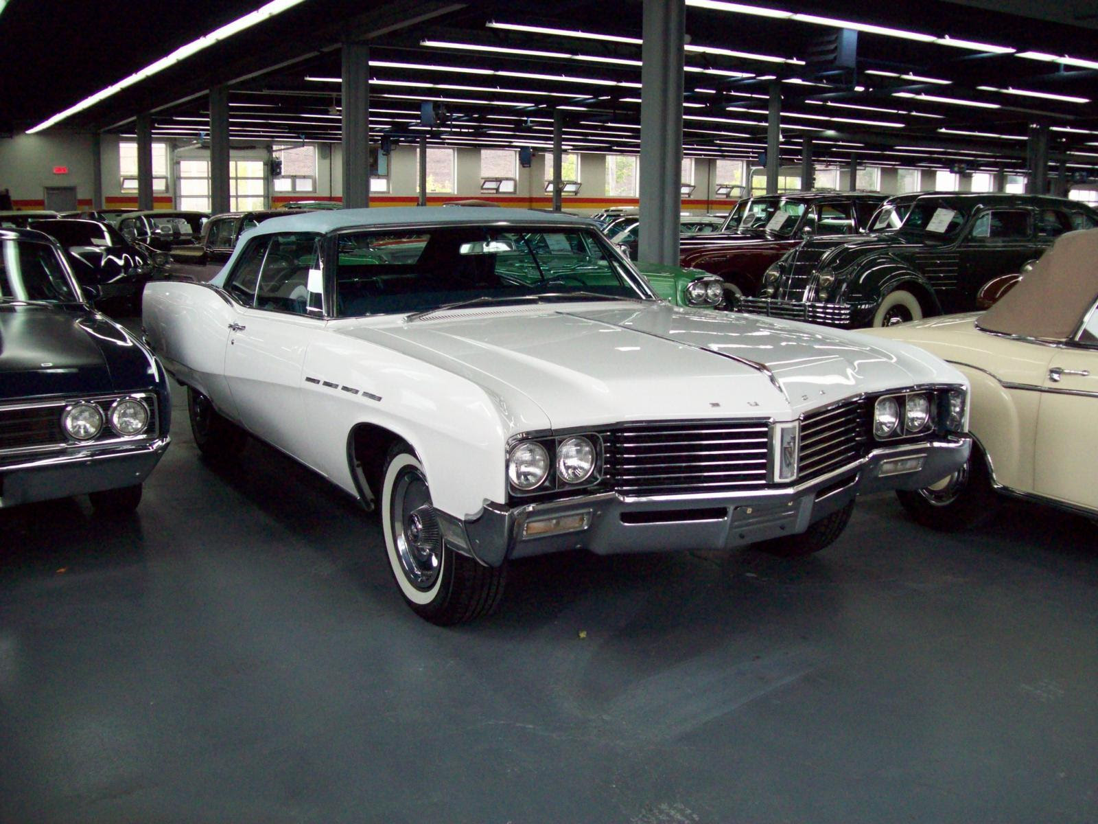 Used 1967 Buick Electra 225 Convertible For Sale In Saint Leonard John Scotti Classic Cars H1r 2y7 2070776