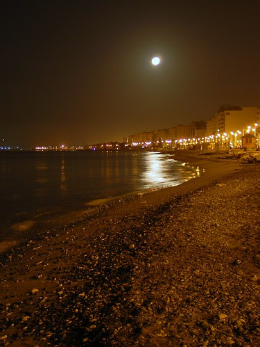 moon at three AM