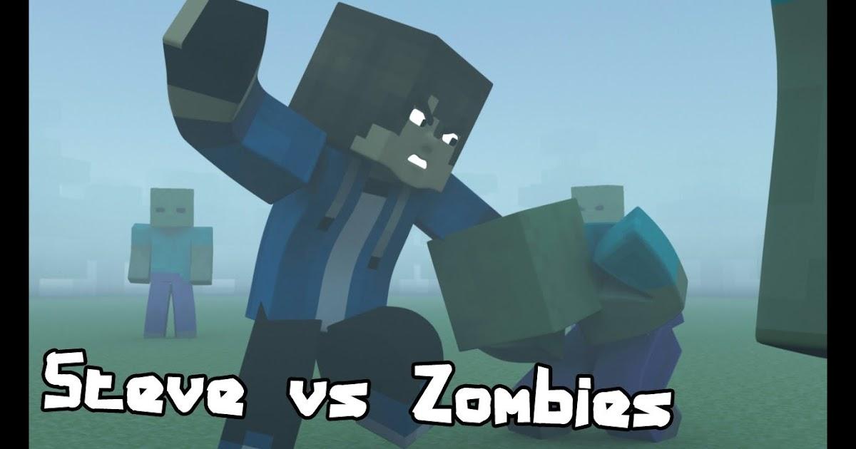 Minecraft Animation Zombies - Muat Turun d