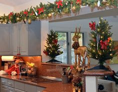 Christmas Kitchen on Pinterest