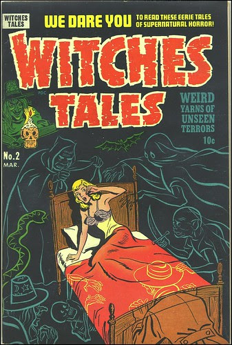 Witches Tales #2