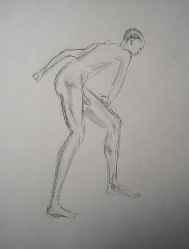 Matthew Felix Sun's Live Drawing _ 1992