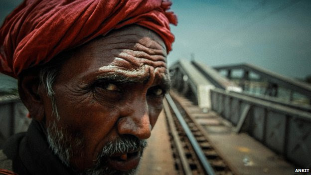 Bachi Lal has spent more than two decades with the railways