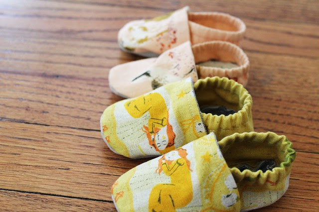 kcwc day four- baby shoes!