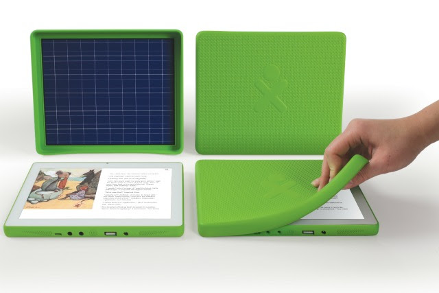 one laptop per child tablet image