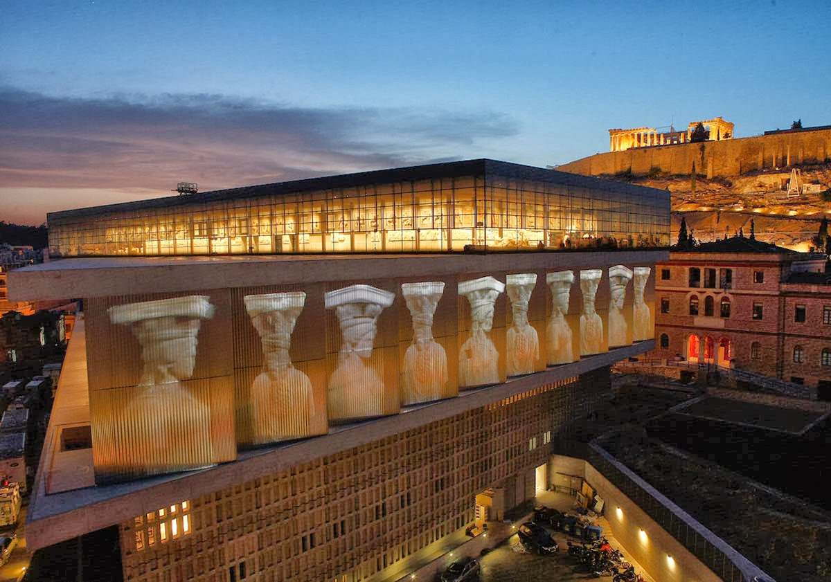 Greece Athens: The Acropolis Museum