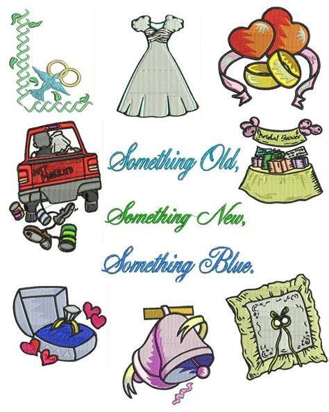 Details about Vintage Wedding 3 Machine Embroidery Designs