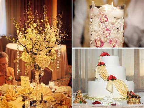 Elegant Fall Wedding with Asian Influences   OneWed