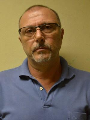 Italiano Scotti Pasquale foi preso no Recife (Foto: Divulgação/Polícia Federal)
