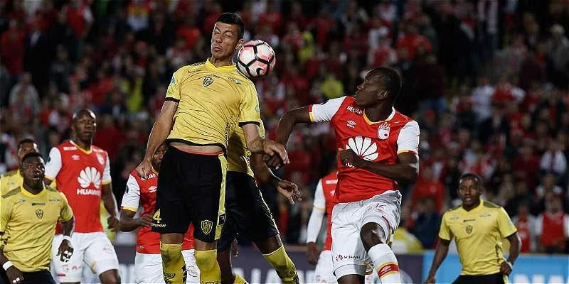 Santa-Fe-Fuerza-Amarilla-Copa-Sudamericana