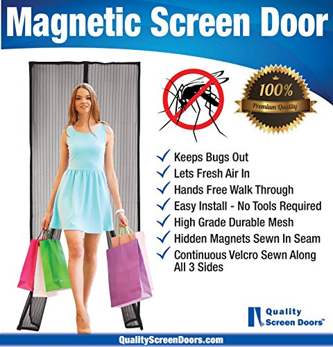 What Are Top 10 Best Magnetic Screen Doors 2018 Edition