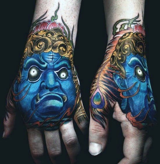 Top 50 Best Hand Tattoos For Men Fist Designs And Ideas