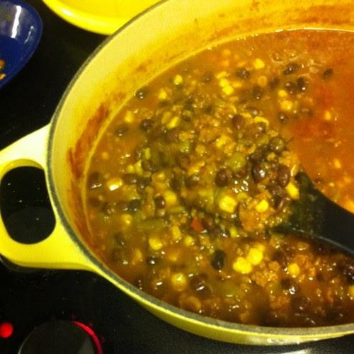 Delish, preservative-laden soup