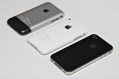 Original iPhone + iPhone 3G + iPhone 4