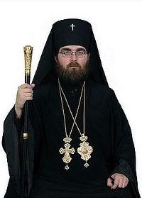Archbishop Rastislav of Czech Lands and Slovakia