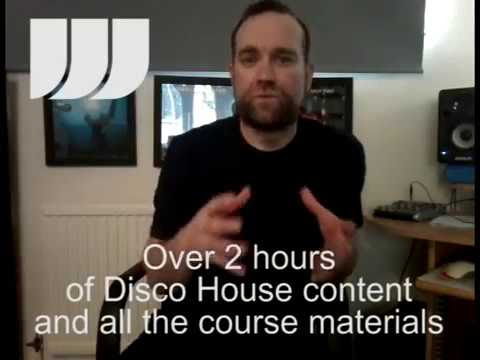 Full 2 hour plus course on 5 sub genres of Disco House for only £5