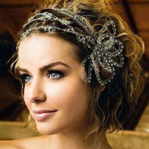 Hairstyles For Curly Hair For Wedding : Wedding hairstyles curly hair best hairs