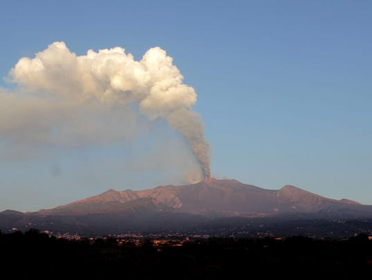 Αποτέλεσμα εικόνας για etna volcano