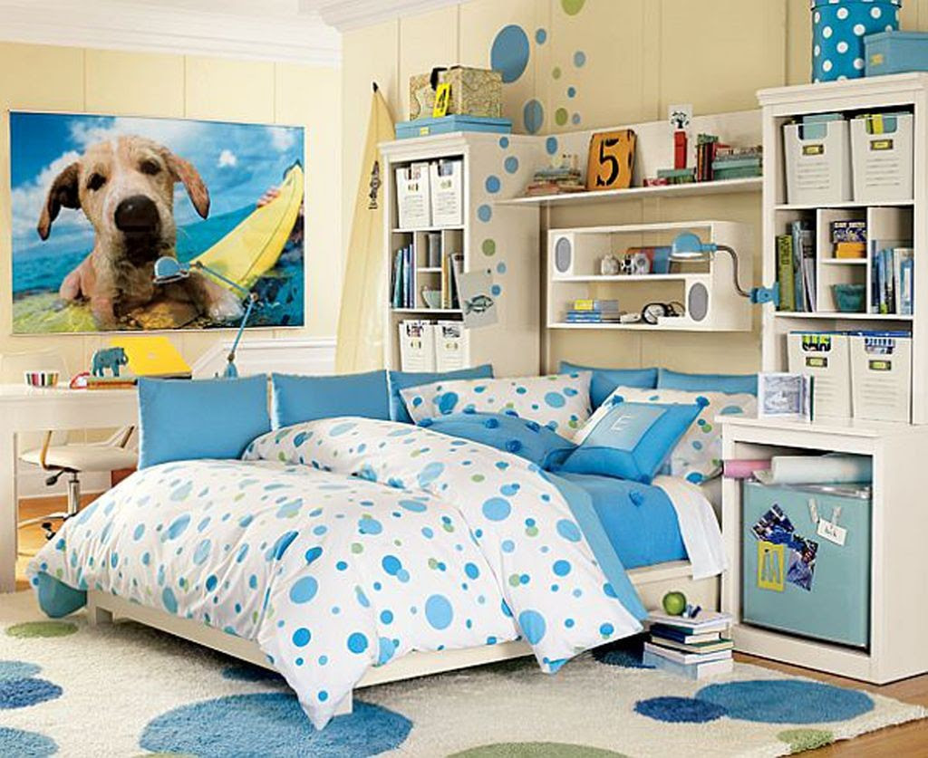 20 Beautiful Teenage Girls Room Inspiration Designs