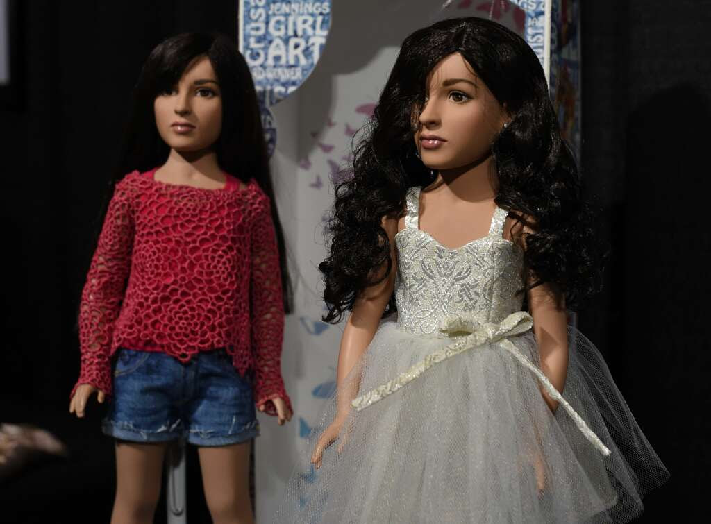 Image result for JAzz jennings doll