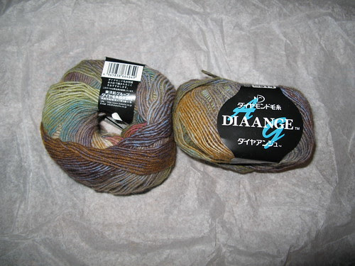 Yarn from Korea