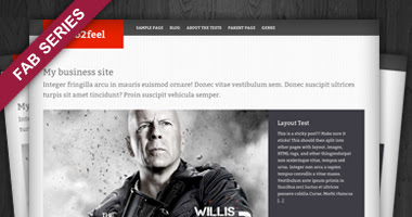 Financio Free WP Theme