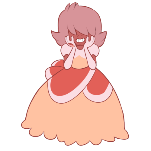 thelightningandtwister said: For the SU request, can you draw Padparadscha? ^w^ Answer: Padparadscha is such a cutie Still taking these requests!